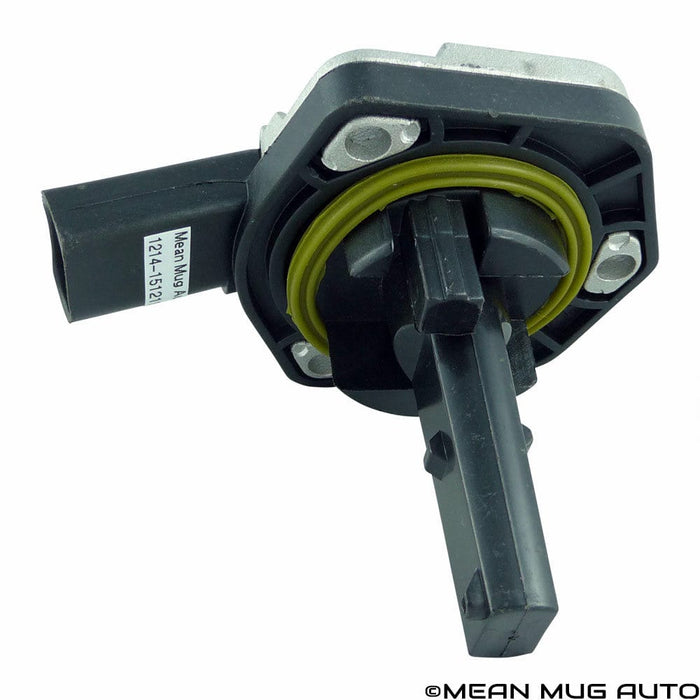 1214-151219A Engine Oil Level Sender Sensor - For: Audi, Volkswagen - Replaces OEM #: 1J0907660B - Mean Mug Auto