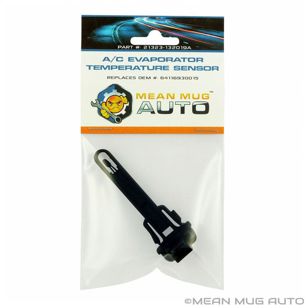 21323-132019A A/C Evaporator Temperature Sensor - For: BMW - Replaces OEM #: 64116930015, 64118380673, 6411839137 - Mean Mug Auto
