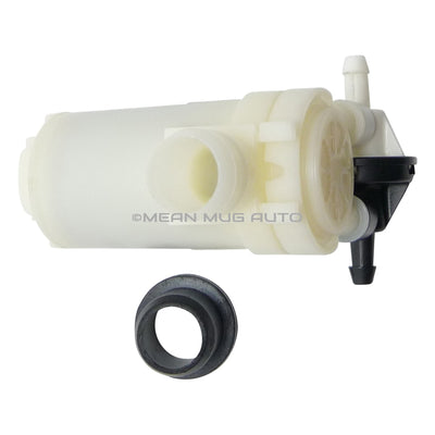 81514-232316D Windshield Washer Pump w/ Grommet - For: Honda CR-V - Replaces OEM #: 76806SMAJ02, 76806SMAJ01 - Mean Mug Auto