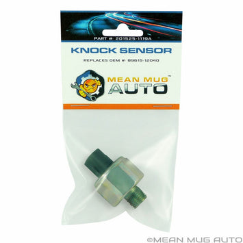 201525-1119A Knock Sensor - For: Toyota, Lexus - Replaces OEM #: 89615-12040, 5S2249, KS81, SU4040 - Mean Mug Auto