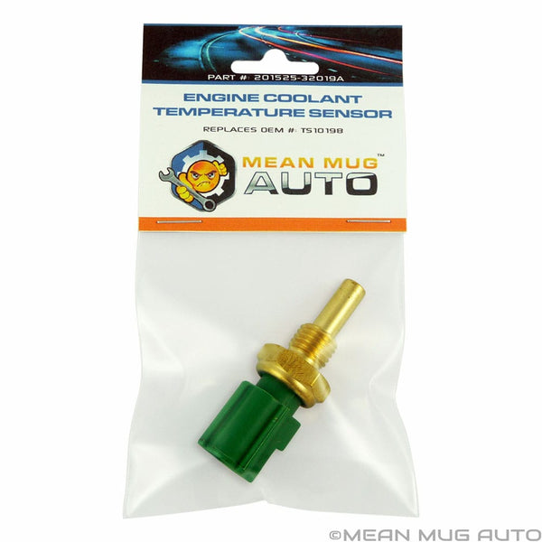 201525-32019A Engine Coolant Temperature Sensor - For: Toyota, Lexus & More - Replaces OEM #: TS10198 - Mean Mug Auto