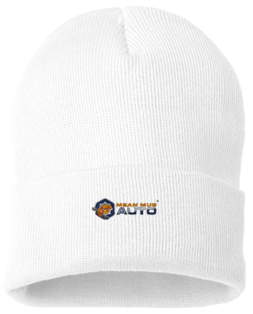 Mean Mug Auto Winter Hat - Mean Mug Auto