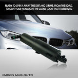 21323-82314A Headlight Washer Nozzle - For BMW - Replaces OEM #: 61677179311 - Mean Mug Auto