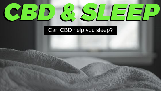 Is CBD the answer to insomnia and sleep problems?