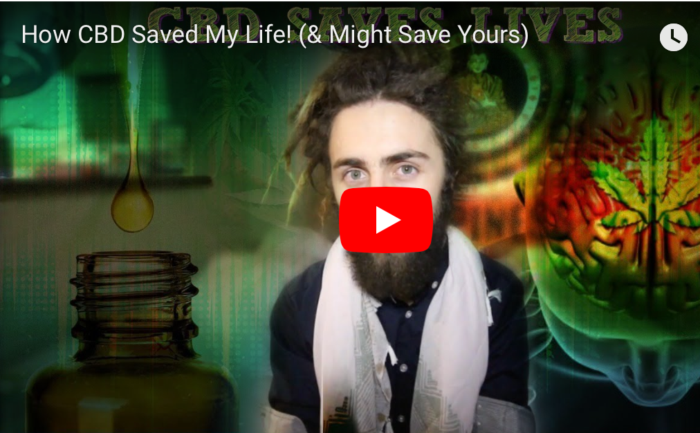 """How CBD Saved My Life! (& Might Save Yours)"" - Koi Fresco"