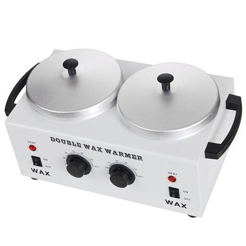 CERTIFIED DOUBLE WAX WARMER