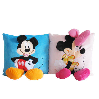 Coussin  Mickey / Minnie