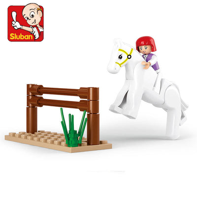 Lego cheval - Obstacle