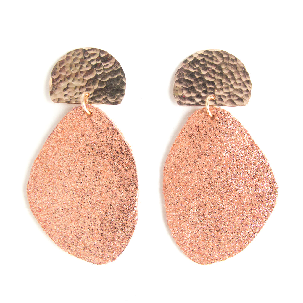 Cuero Earrings #7