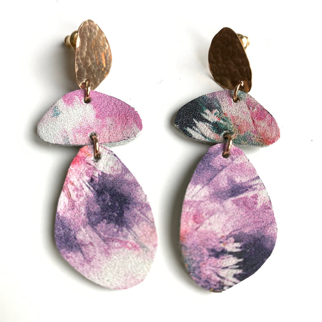 Cuero Earrings #5