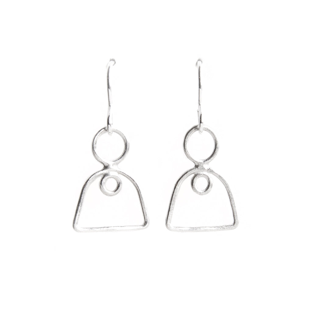 Nest Small Earrings
