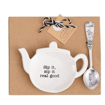 SIP IT REAL GOOD TEA BAG SET  S20