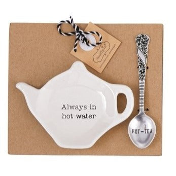 HOT WATER TEA BAG SET  S20