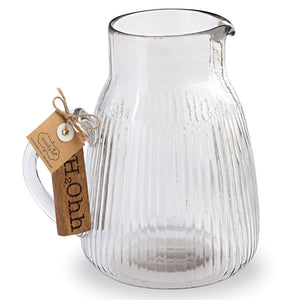 H2O GLASS PITCHER S20