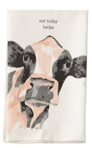 COW FARM TOWEL