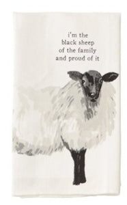 SHEEP FARM TOWEL