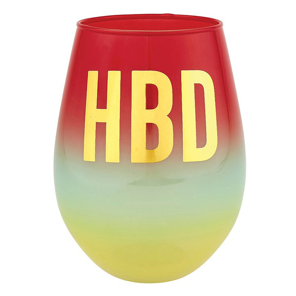 HBD 30 OZ STEMLESS  S20