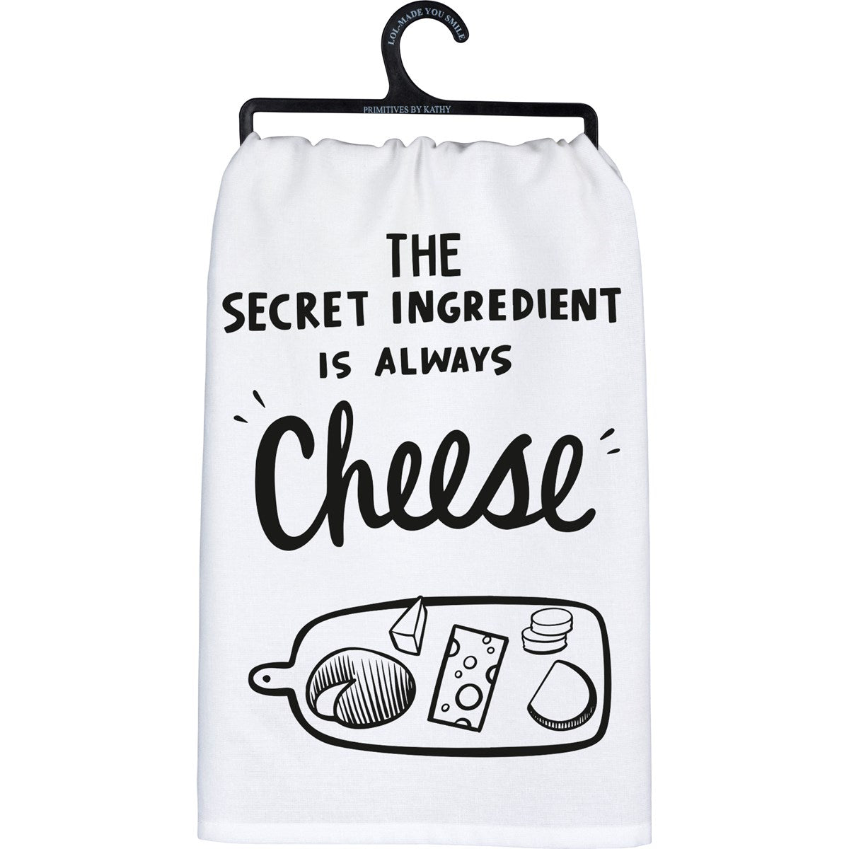 Dish Towel Secret Ingredient
