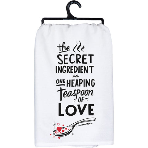 DISH TOWEL SECRET INGREDIENT S20