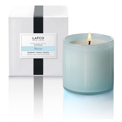 Lafco 15.5oz Candle Marine Bathroom