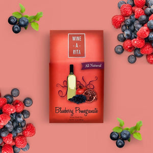 Wine A Rita Blueberry Pomegranate Drink Mix