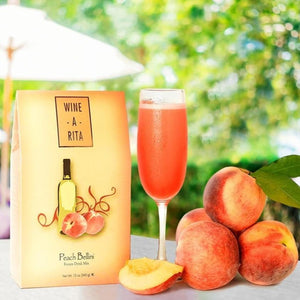 Wine A Rita Peach Bellini Drink Mix