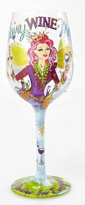 FAIRY WINE MOTHER LOLITA GLASS