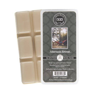 AFTERNOON RETREAT SCENTED WAX BAR