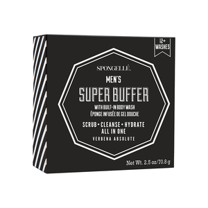 MEN'S SUPER BUFFER VERBENA ABSOLUTE