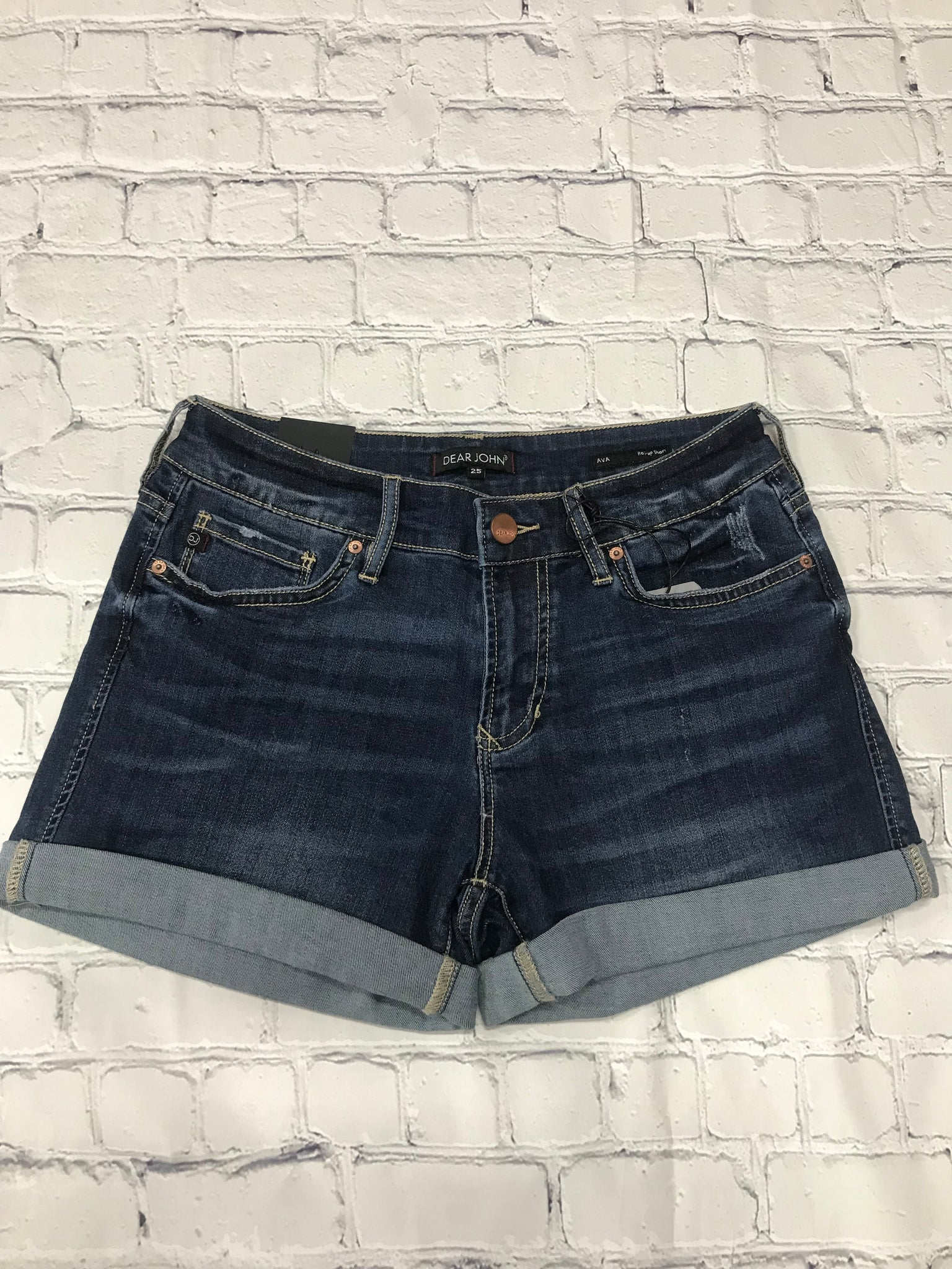 AVA HIGHRISE SHORT AVA