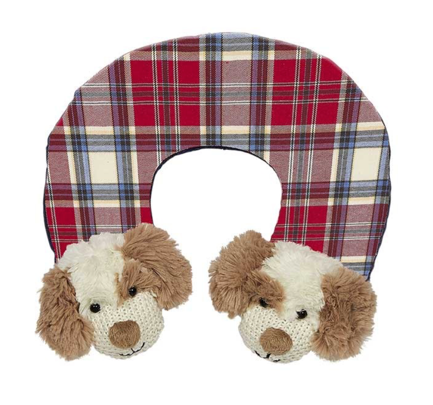 MAX THE PUPPY TRAVEL PILLOW F20