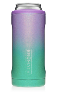 HOPSULATOR 12OZ SLIM CANS GLITTER MERMAID