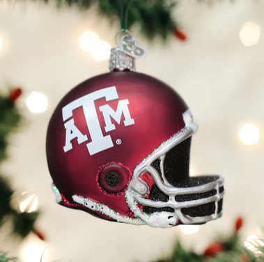 OWC TEXAS A&M HELMET