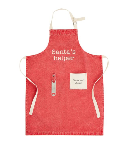 SANTAS HELPER APRON
