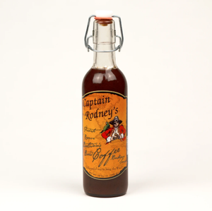 CAPTAIN RODNEYS COFFEE BARBQUE SAUCE S20