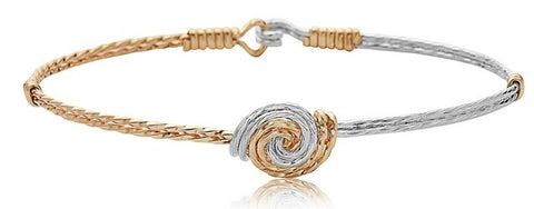 FRIENDS BRACELET GOLD/SILVER