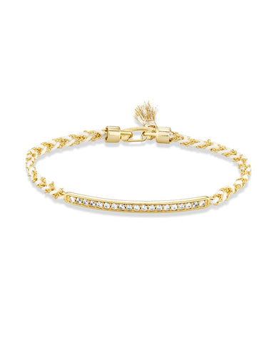ADDISON FRIENDSHIP BRACELET GOLD METAL