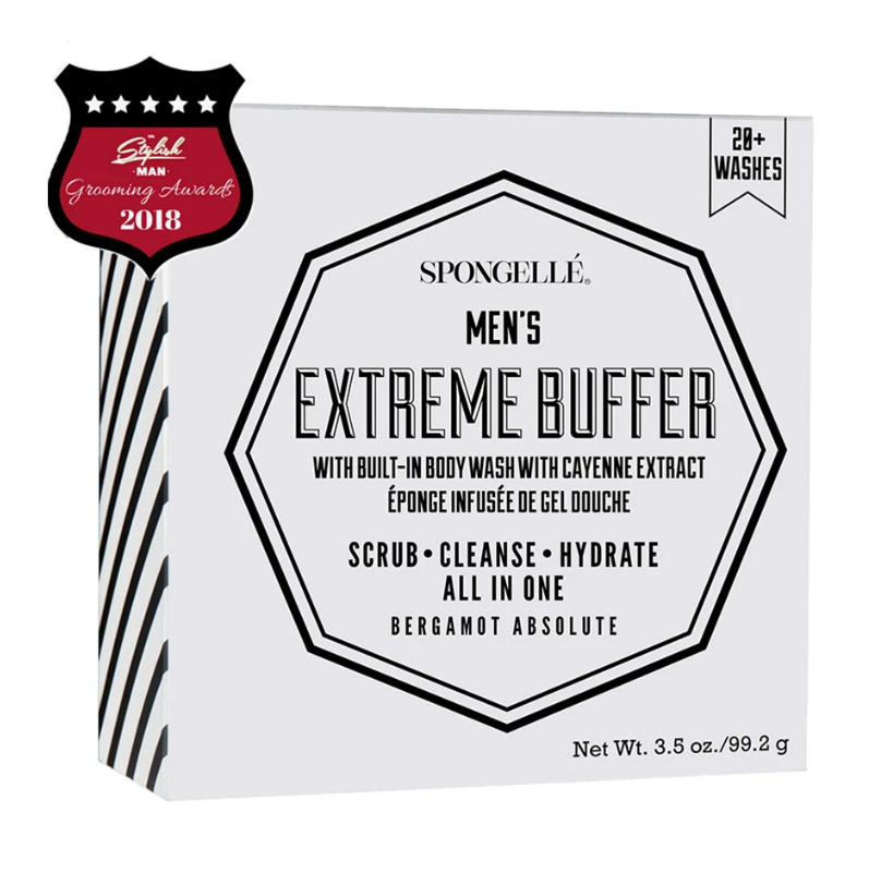 MENS EXTREME BUFFER- BERGAMONT ABSOLUTE