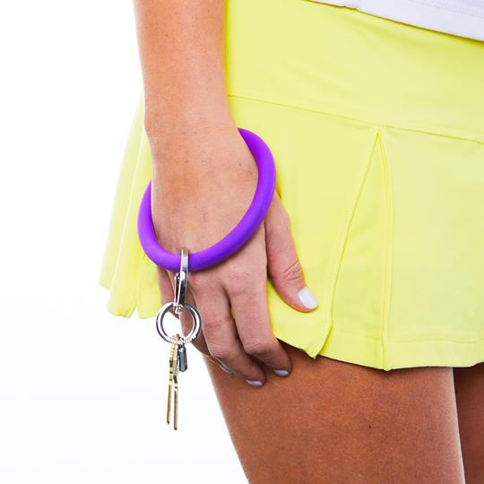 BIG O KEY RING SPORT DEEP PURPLE