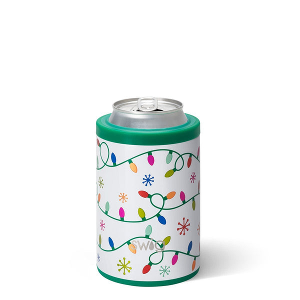 SWIG 12OZ CAN COOLER LET IT GLOW W20