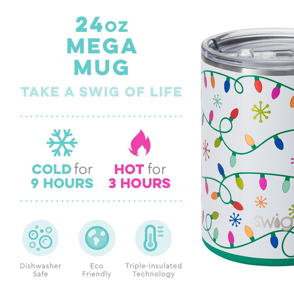 SWIG 24OZ MUG LET IT GLOW W20