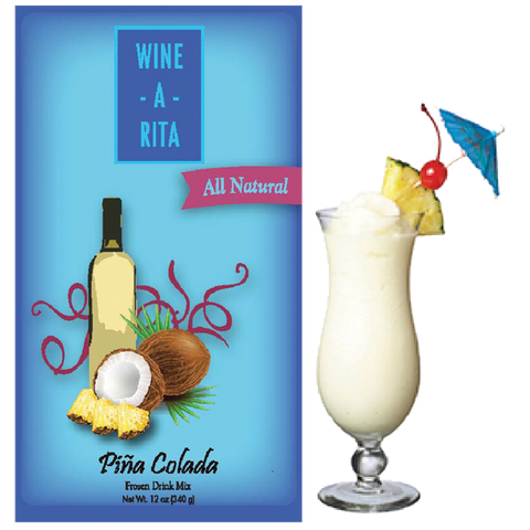 Wine A Rita Pina Colada Drink Mix