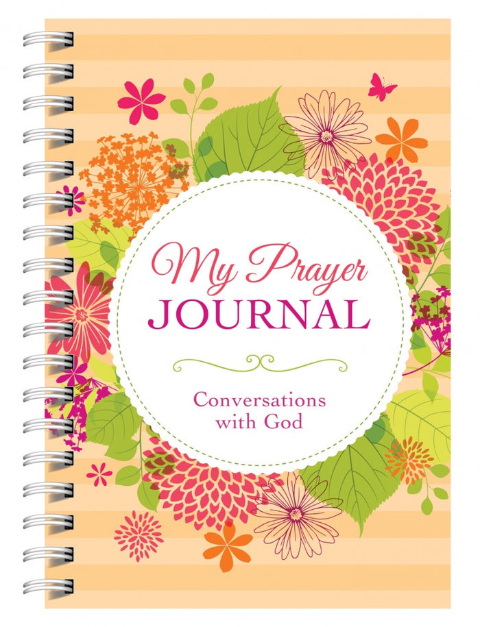 My Prayer Journal: Conversation with God