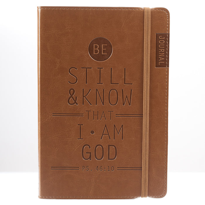 Be Still and Know - Brown | Ps 46:10