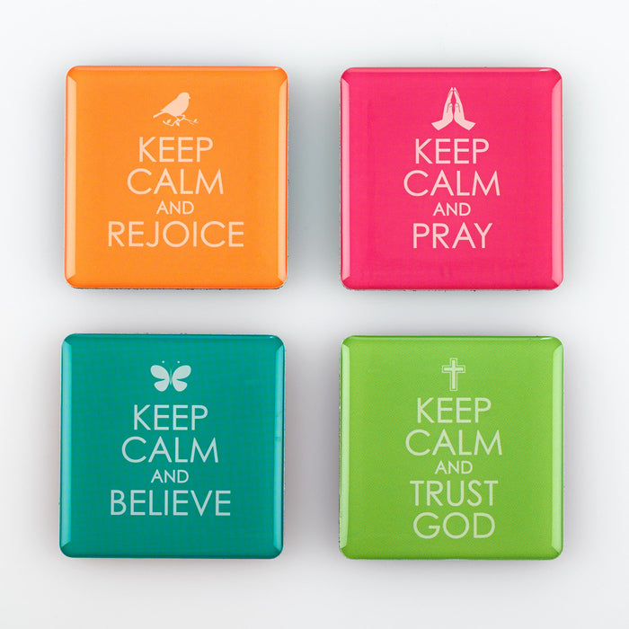Keep Calm - Magnetic Set