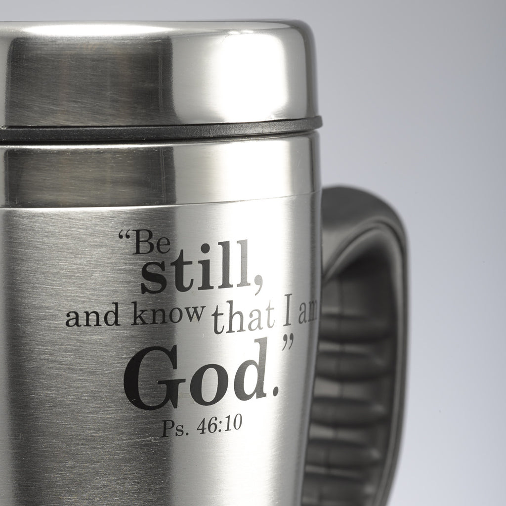 Travel Mug | Ps 46:10