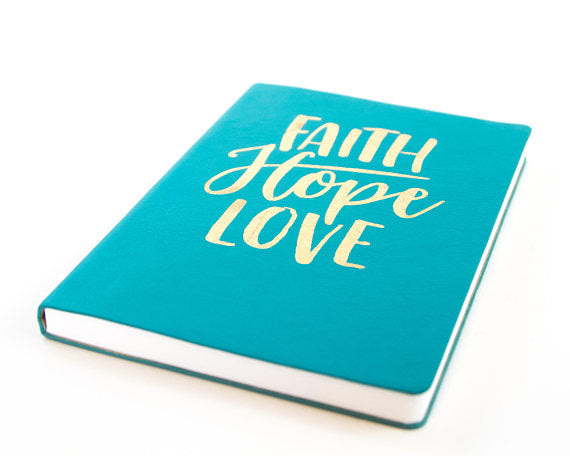 Faith Hope Love | Small