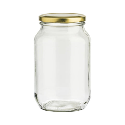 1 litre Glass Jar