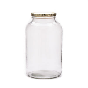 2 litre Glass Jar