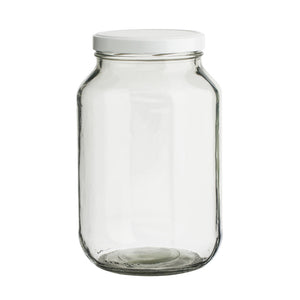 3 litre Glass Jar